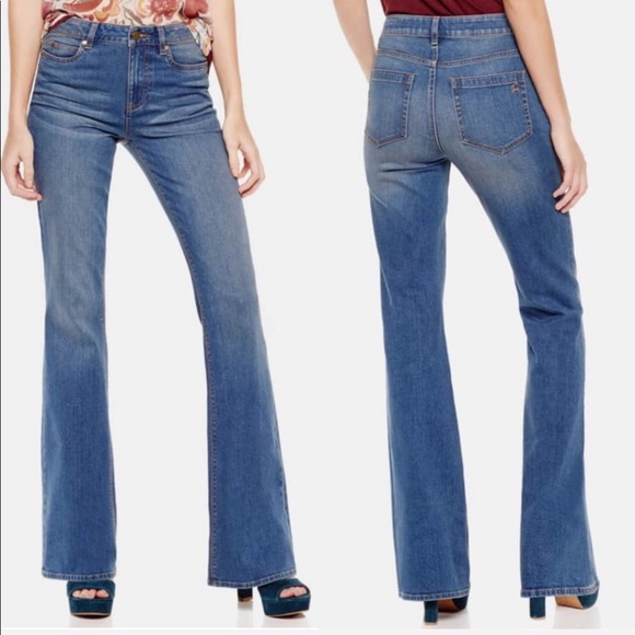 Vince Camuto Denim - Two By Vince Camuto 70's Flare Jeans